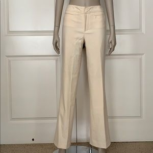 Banana Republic Harrison Fit Wool Cashmere Trouser